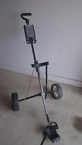 Lightweight Golf Trolley Meadowbank Ryde Area Preview