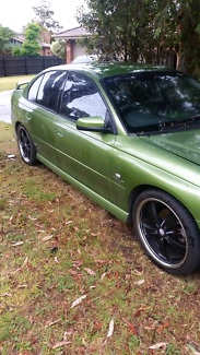 Vy supercharged v6  $3500 ono
