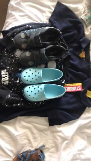 Size 5/6 boys bundle plus shoes
