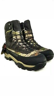 Under Armour UA Brow Tine 2.0 Ridge Reaper Hunting Boots Mens Size 8.5 Camo 800g