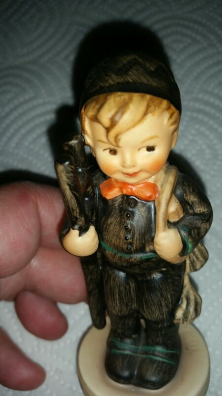 """Hummel Figurine """"Chimney Sweep"""" by Goebel W. Germany 12 2/0 TMK ☆Excellent Cond."""