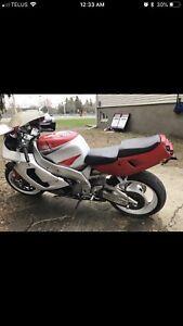Yamaha YZF 750 - 1997