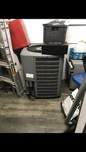 Goodman Air conditioner 2.5 tons