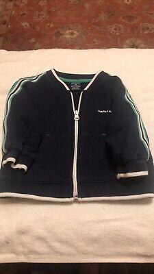 Baby Boy M 6-9 Months Nautica Sweat Jacket