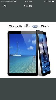 Android 7-inch Tablet Allwinner Brand WiFi, HDMI, Bloototh, 512M 8GB