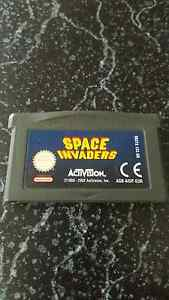 Space invaders retro for Nintendo gameboy advance. $10 rare Para Vista Salisbury Area Preview