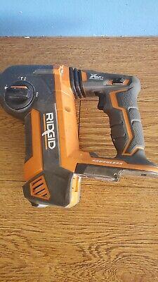 Usedno Handle Ridgid R86711 18v Octane Cordless 1 Sds-plus Rotary Hammer
