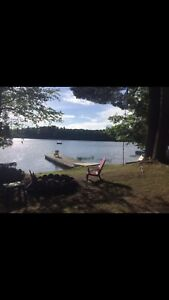 Great Waterfront Family Friendly Cottage Rental Available