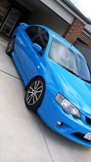 BF XR6 2006 6 SPEED AUTO SWAP FOR GSXR CBR R6-1 ZX6-10 HARLEY OR CAR  Whittlesea Whittlesea Area Preview