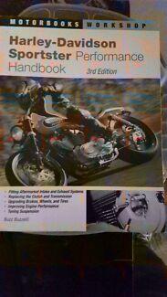 Harley Davidson sportster performance handbook  Sebastopol Ballarat City Preview
