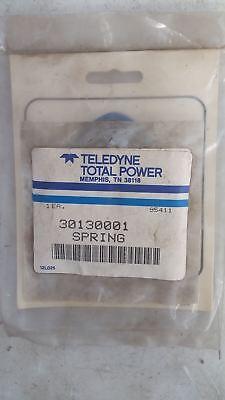 30130001 Starter Recoil Spring Teledyne Total Power Wisconsin Robin Subaru