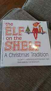 Elf on the Shelf book Kenmore Brisbane North West Preview