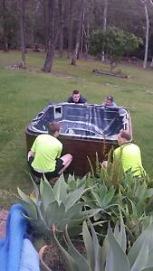 Outdoor spa movers Carindale Brisbane South East Preview