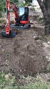 Tipper hire excavation hire excavator hire concrete removal Eastern Creek Blacktown Area Preview