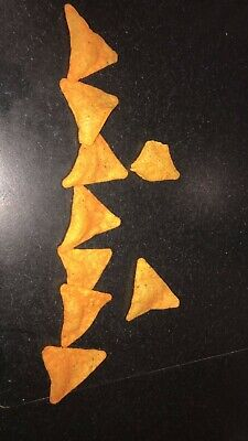 9x puffy doritos one of a kind pack rare collection. dorito