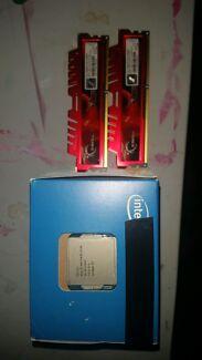 Intel Pentium G3258 & 4gb kit GSkill DDR3 Ram Yorkeys Knob Cairns City Preview