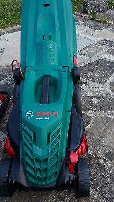 Bosch Rotak 34R Electric lawnmower