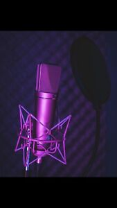 RECORDING STUDIO (HOURLY OR MEMBERSHIPS)