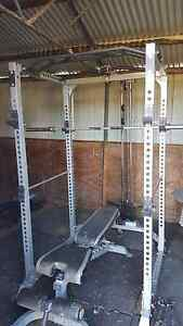 Full Home Gym Set Queanbeyan Queanbeyan Area Preview