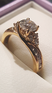 14ct engagement ring must sell my loss your gain Seville Grove Armadale Area Preview