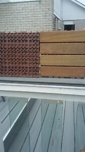 500 Piece's of Wood Tiles **FOR SALE** **BRAND NEW**