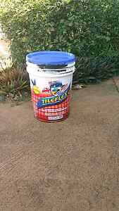 .20L plastic paint buckets storage work pet container mix fishing Redland Bay Redland Area Preview