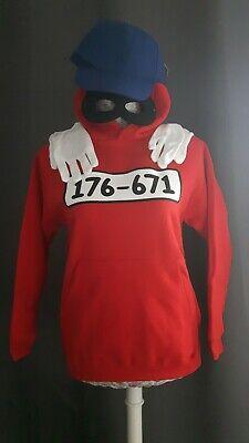 Kids Hoodie Age 12-14 176-671 Fancy Dress Hat - Spy Kids Kostüme