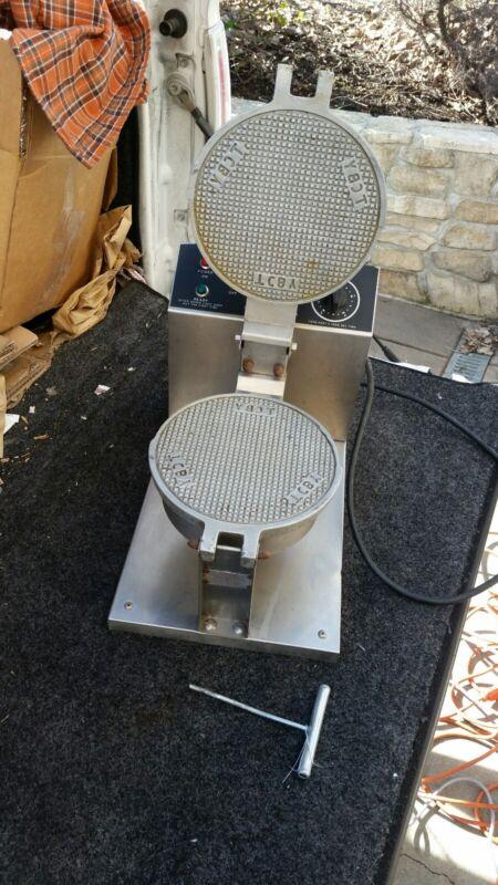 Tcby French Cone Maker ice cream cone maker waffle cone