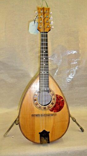 FLAT-BACKED MANDOLIN NO.4