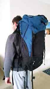 North Face large backpack Stonehaven Golden Plains Preview