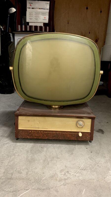 Vintage Philco Predicta Television