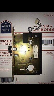 VINGCARD 2100 MORTISE LOCK CASE - 9V, AUTOMATIC DEADBOLT, FOR RIGHT HANDED DOOR