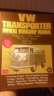 1954 - 1967 vw splitscreen kombi workshop manual North Beach Stirling Area Preview