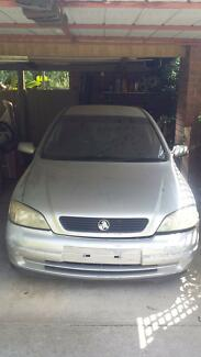 Damaged 2004 Holden Astra CD TS