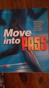 Move Into Pass - Textbook with CD - excellent condition Maroubra Eastern Suburbs Preview