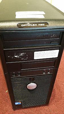 Dell Optiplex 780 Core 2 Duo E8400 3.0ghz 4GB DVDRW NO HD Mid Tower Computer