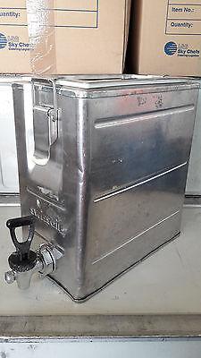 original Cold Liquid Container | SWISSAIR | Flüssigkeitsbehälter