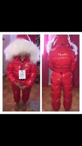 Kids Moncler snowsuit 5-6 yrs /replica
