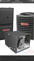 Guaranteed Best Prices A/C & Furnace Installation 647 909 6883