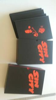 sin city oversized library hard covers by frank miller. complete Helensvale Gold Coast North Preview