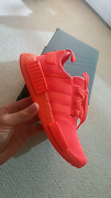 Adidas Originals NMD R1 Triple Red, 6US, New In Box DS South Melbourne Port Phillip Preview