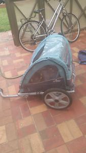 Bike trailer - Useful accessory. Seaholme Hobsons Bay Area Preview