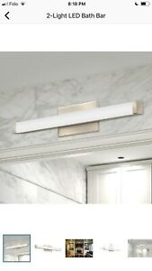 BNIB LED Vanity Light Fixture