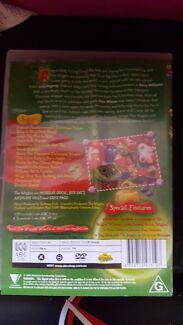 Wiggles Christmas dvd