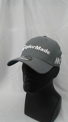 8822c38a63dcb Men s TaylorMade Golf 2017 Tour 39Thirty New Era Fitted Hat Grey M L M1   M2