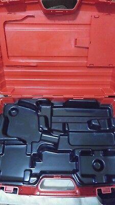 Hilti Te4-a18te4-a22te 6-a22 Te6-a36 Drs Cordless Hammer Drill Case .