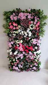 Flower Wall for HIRE Tullamarine Hume Area Preview