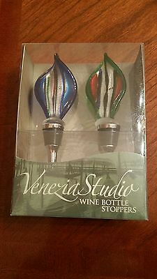 Venezia Studio Wine Bottle Stoppers
