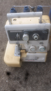 JANOME EZY LOCK 304 D OVERLOCKER Redcliffe Redcliffe Area Preview
