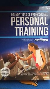 2nd Edition Canfitpro Hardcover text book
